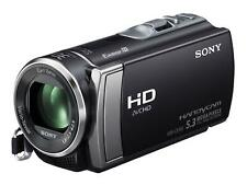 Sony Handycam HDR-CX190E Camcorder schwarz - Digital HD Video Camera Recorder