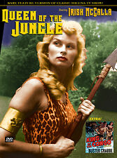 QUEEN OF THE JUNGLE - SHEENA FEATURE - IRISH McCALLA DVD