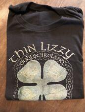 Thin Lizzy 90s T-Shirt Rock AC/DC Pink Floyd Judas Priest Whitesnake Zeppelin