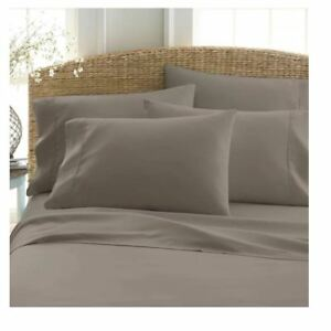 Deluxe 2000 TC Egyptian Sheets, Soft and wrinkle free all sizes Deep pockets