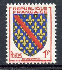 STAMP / TIMBRE FRANCE NEUF N° 1002 ** BLASON BOURBONAIS