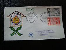 FRANCE - enveloppe 1er jour 25/9/1965 (europa) (cy20) french