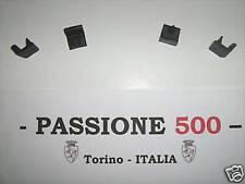 KIT 4 GOMMINI PARACOLPO PORTIERA FIAT 500