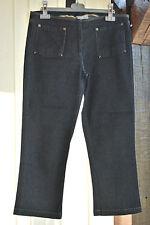 EDEN PARK Pantacourt, corsaire en jeans T. 38/ 40 Neuf