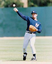 Steve Sax New York Yankees Licensed MLB Baseball 8x10 Unsigned Glossy Photo (A)