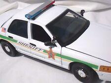 1/18 SCALE ORANGE COUNTY SHERIFF