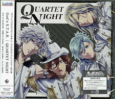 QUARTET NIGHT-UTA NO PRINCE SAMA LEGEND STAR (TV ANIME) INSERT SONG-JAPAN CD C41