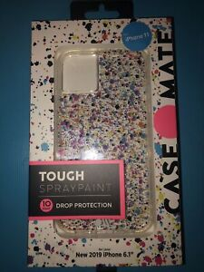 Original Case-Mate - iPhone 11, XR Case - Tough Spray Paint - 6.1 - Paint