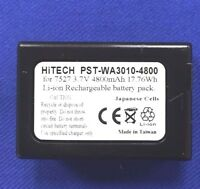 8 Batteries(Japan Li4.8A TOP)For Psion/Teklogix/Motorola7527C-G2 W.NEO...#WA3010