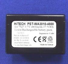 8 Batteries(Japan Li4.8A TOP)For Psion/Teklogix/Motorola7527C-G2 W.NEO...#WA3010