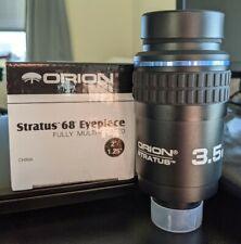 Orion 8241 Stratus telescope eyepiece 3.5 mm NIB 1.25 2