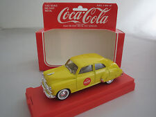 "Solido  Chevrolet  ""1950""  Sedan  (Coca Cola)  1:43 OVP  !!!"