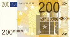 Drap de bain microfibre design billet de 200 € - 180 x 90 cm - Pearl