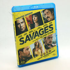 Savages Blu-ray Film Movie 2012 directed by Oliver Stone Unrated Version