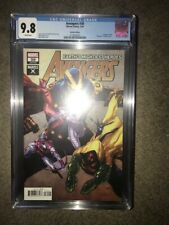 Avengers #30 CGC 9.8 Marvels X variant Iron Man Black Panther Captain America