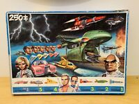 Thunderbirds Lady Penelope Jigsaw Puzzle 250 Piece King Rare Excellent