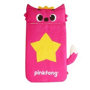 Pinkfong Shark Family Nap Quilt Pillow Nursery Bedding Set All-in-one PK