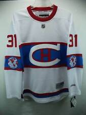 Montreal Canadiens Winter Classic Reebok NHL Stitched Premier Jersey #31 Price S