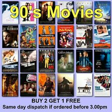 Poster Classic Movie Posters 1990s 90s Film Poster HD Borderless Prints Gift