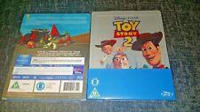 Disney Pixar's Toy Story 2 Blu-Ray Zavvi UK Limited Edition Steelbook New&Sealed