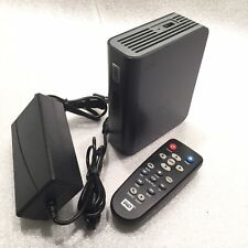 Western Digital TV Live Streaming HD Media Player WDBAAN0000NBK-00 With Remote