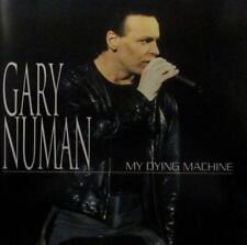 Gary Numan(CD Album)My Dying Machine-Receiver-RRCD221-UK-1996-New