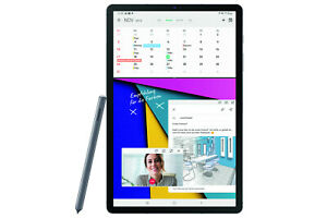 SAMSUNG Tab S6 LTE, Tablet , 256 GB, LTE, 10.5 Zoll, Mountain Grey