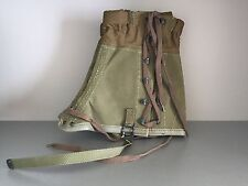 ITALY ITALIAN ARMY LEG GAITERS UN-ISSUED IN OLIVE DRAB GREEN EU SHOE SIZE 40 41