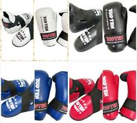 LATEST TopTen Point Fighter Gloves Safety Kicks SETS Hand Foot protectors XS -XL