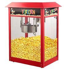2018 Schule Neu Profi Elektro Popcornmaschine Popcorn Maker 8. OZ 1370W EU VV