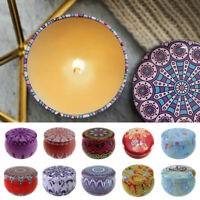 1PC Aromatherapy Candle Jar Diy Portable Candle Holder Storage Case HOT SALE