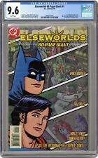 Elseworlds 80-Page Giant #1 CGC 9.6 1999 3698787001