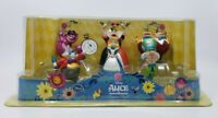 NIB Disney Store Alice in Wonderland Figurine Playset #2