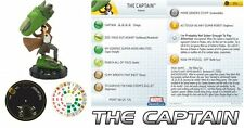 THE CAPTAIN #054 #54 Giant-Size X-Men Marvel HeroClix Super Rare