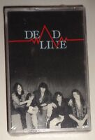DEADLINE - Rare Demo Cassette 1991 - SEALED. Metal. Group's earliest recordings