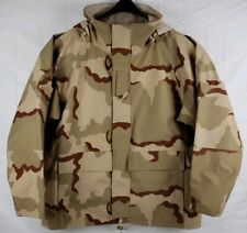 NWT Rothco Desert Camo ECWCS(wet weather) Parka 2nd Generation Military BB