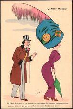 Xavier Sager. La mode en 1910. #2