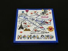 MOMOLAND Fun to the world / Autographed /  Album All member signed
