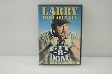 Larry The Cable Guy Git-R-Done DVD Movie