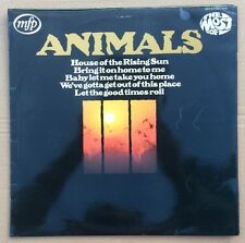 The Animals The Most Of MFP Reissue, Stereo UK LP