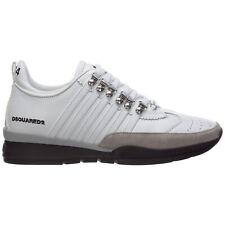 Dsquared2 Sneaker herren 251 snm010101500001m1048 Bianco schuhe laufschuhe