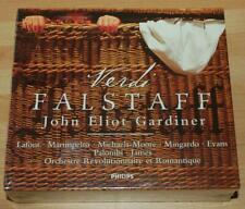 Verdi - Falstaff - John Eliot Gardiner - 2001 Sealed Philips 2 CD Set