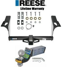 """Reese Trailer Tow Hitch For 10-19 Subaru Legacy Outback Wagon w/ Mount & 2"""" Ball"""