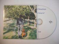 ALAIN SOUCHON : LA COMPAGNIE ♦ CD SINGLE ACETATE PORT GRATUIT ♦