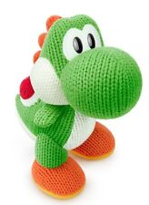Amiibo Green Yarn Big Yoshi (Woolly World) Nintendo Wii U 3DS From Japan