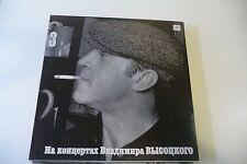 VLADIMIR VYSOTSKY LP N°3. MELODIYA. VISSOTSKI.