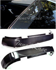 For 05-13 Chevrolet Corvette Factory Style Roof B-Pillar Halo Cover Carbon Fiber