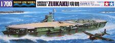Tamiya 31214 1/700 Scale Model Kit WWII IJN Aircraft Carrier Zuikaku