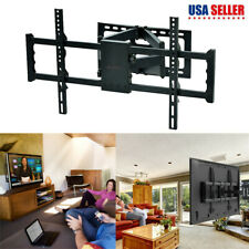 "Jumbo Full Motion TV Wall Mount Double Articulating Arm for 30-85"" TV to 700x400"