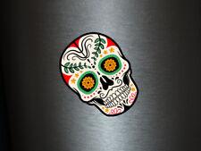 1 x Aufkleber Skull 002 Totenkopf Schädel Sensenmann Death Bones Sticker Tuning